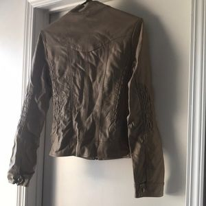 Forever 21 Jackets & Coats - Faux Leather Jacket